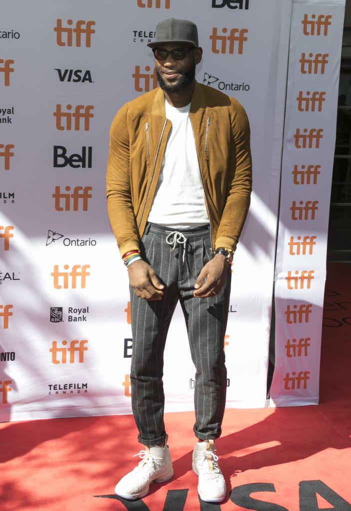 42nd Toronto International Film Festival - The Carter Effect - Premiere