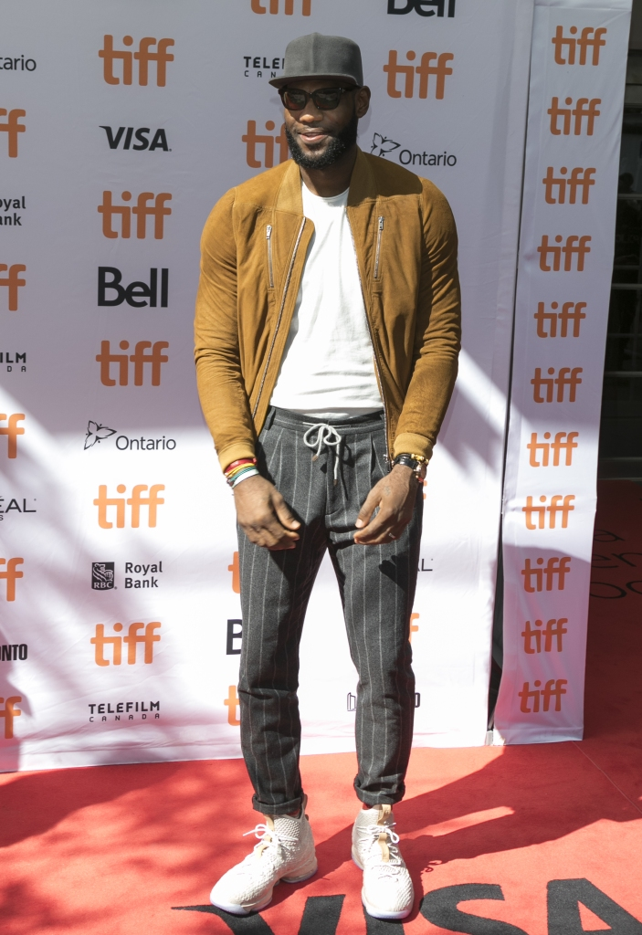 42nd Toronto International Film Festival - The Carter Effect - Premiere