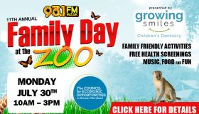 Family Day at the Zoo 2018