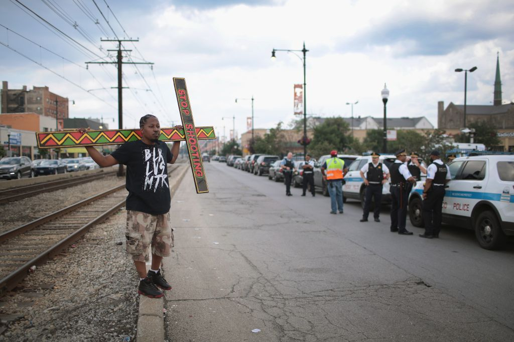 Protests Continue After Police Fatally Shoot Chicago Resident