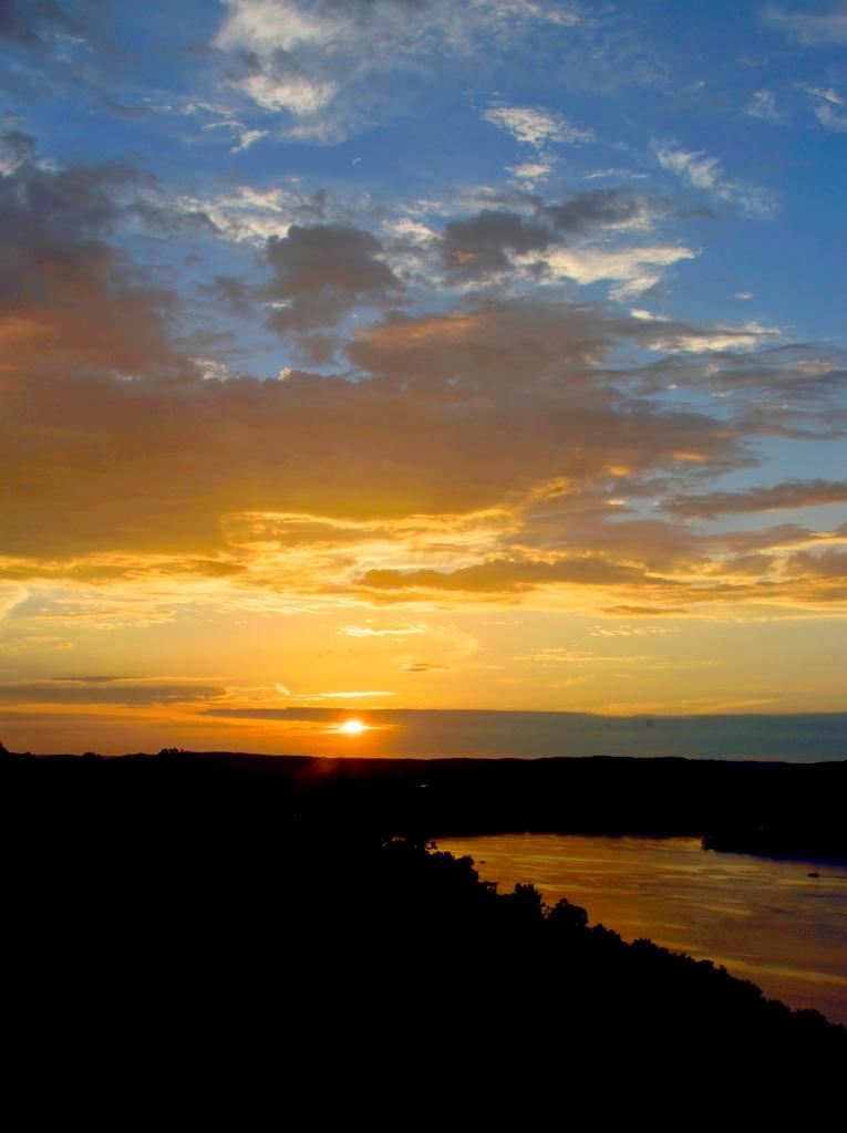 Ozark Sunset, Table Rock Lake, Missouri
