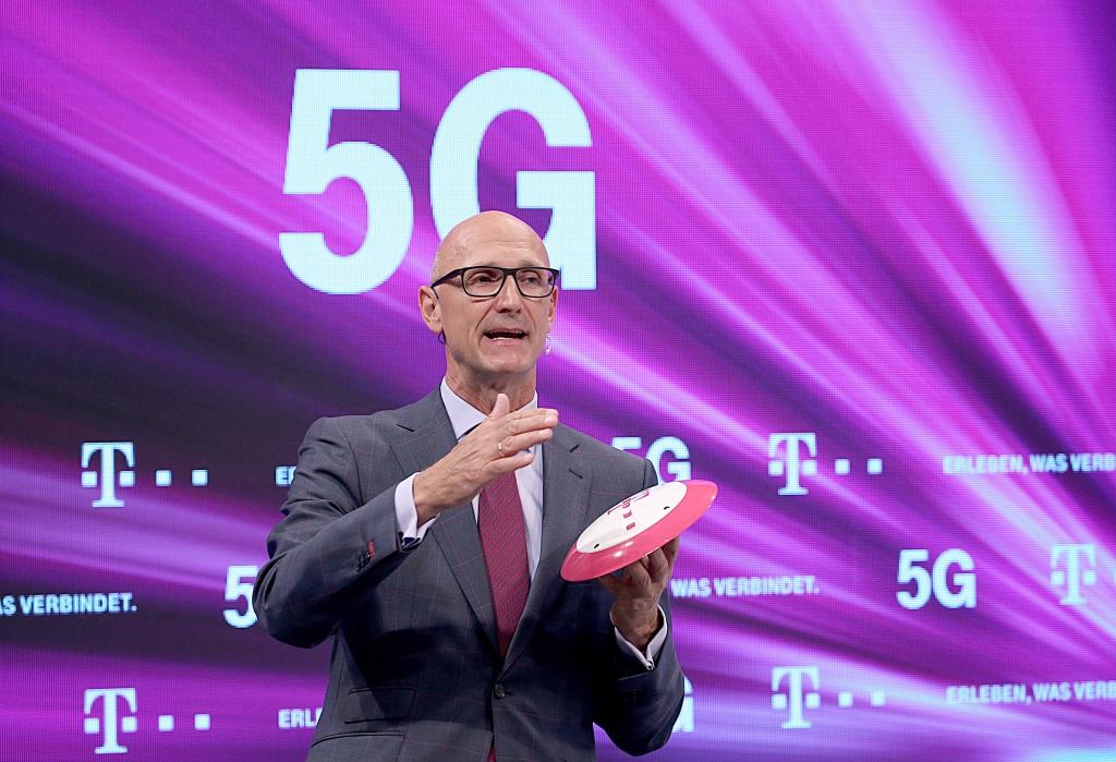 Deutsche Telekom - General assembly