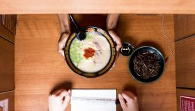 Japan restaurant is introverts' idea of dining heaven