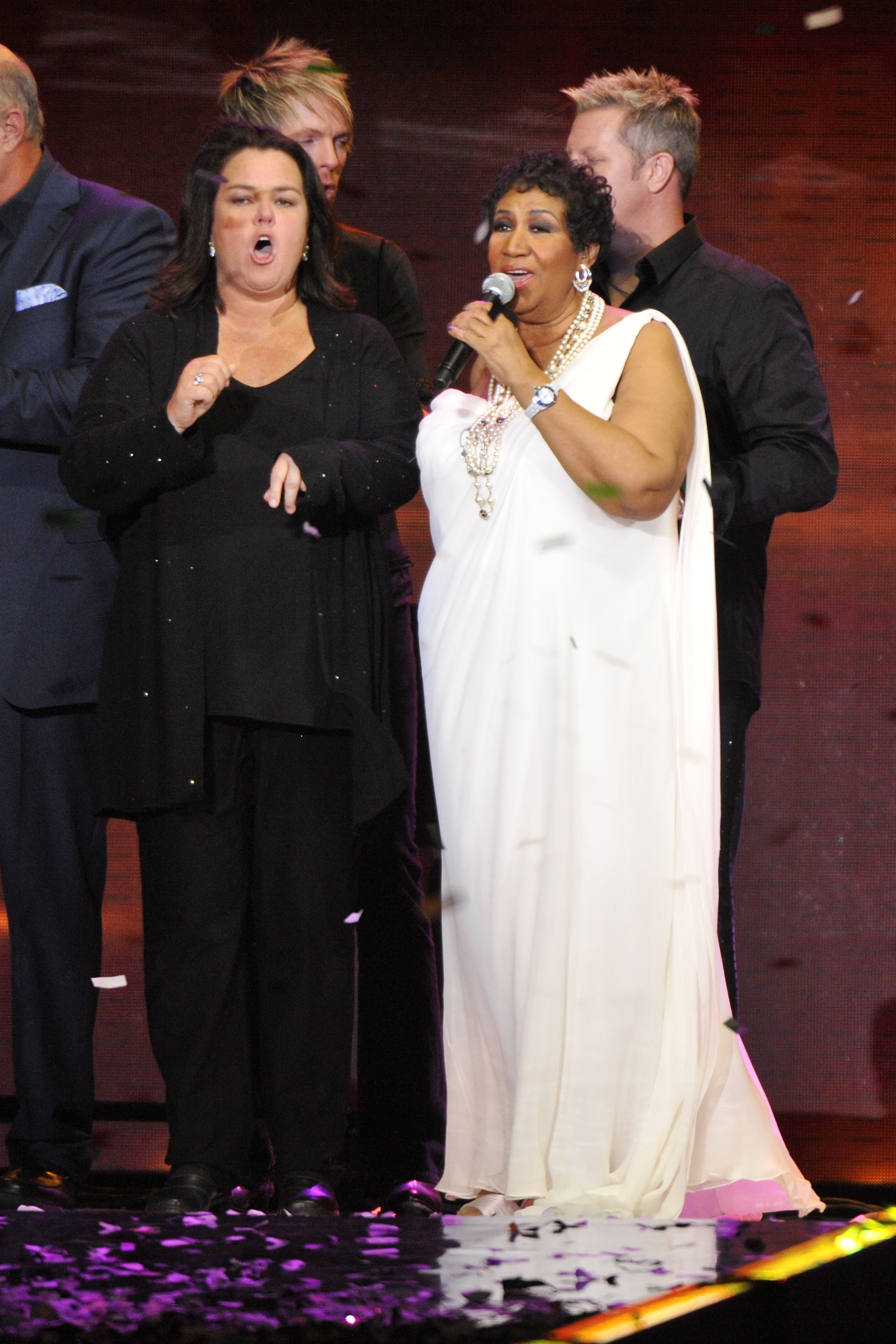 Surprise Oprah! A Farewell Spectacular - Performances