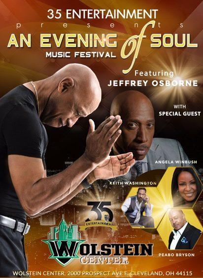 JEFFREY OSBORNE concert