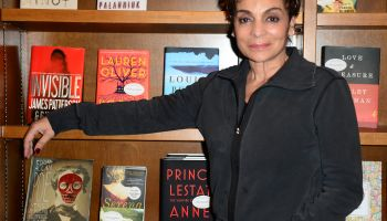 Jasmine Guy discusses her new book 'Afeni Shakur: Evolution of a Revolutionary' at Books & Books