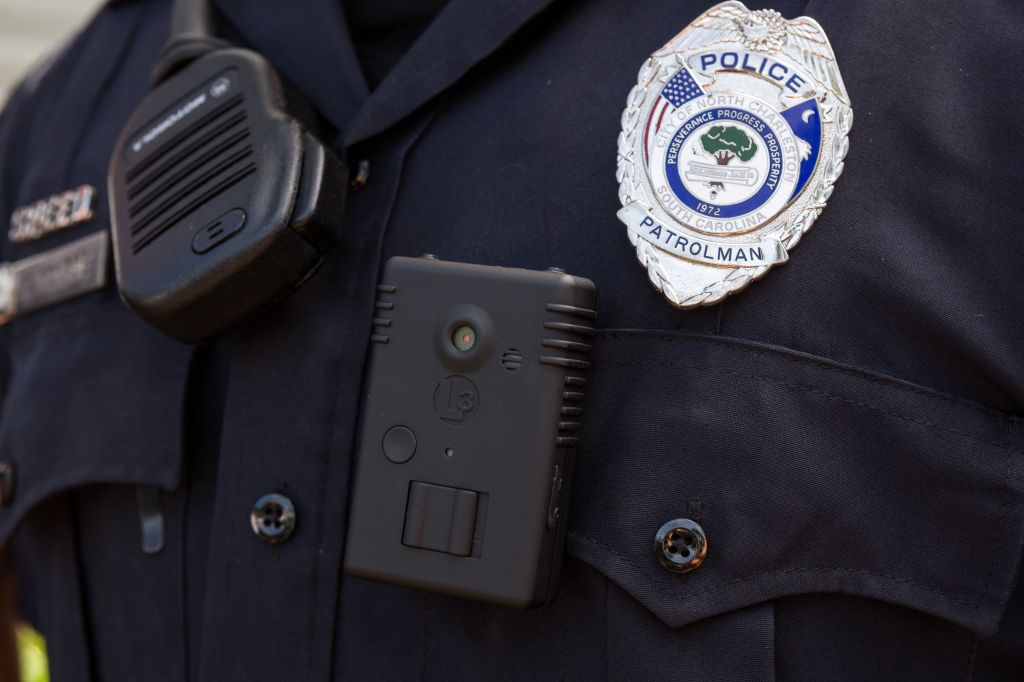 S. Carolina Gov. Haley Signs Bill Requiring Police Body Cameras