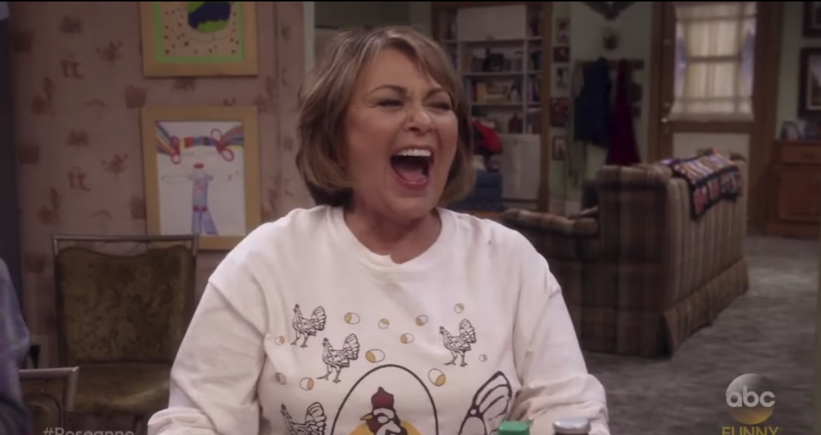 Roseanne Reboot 2018 Trailer as seen on ABC.
