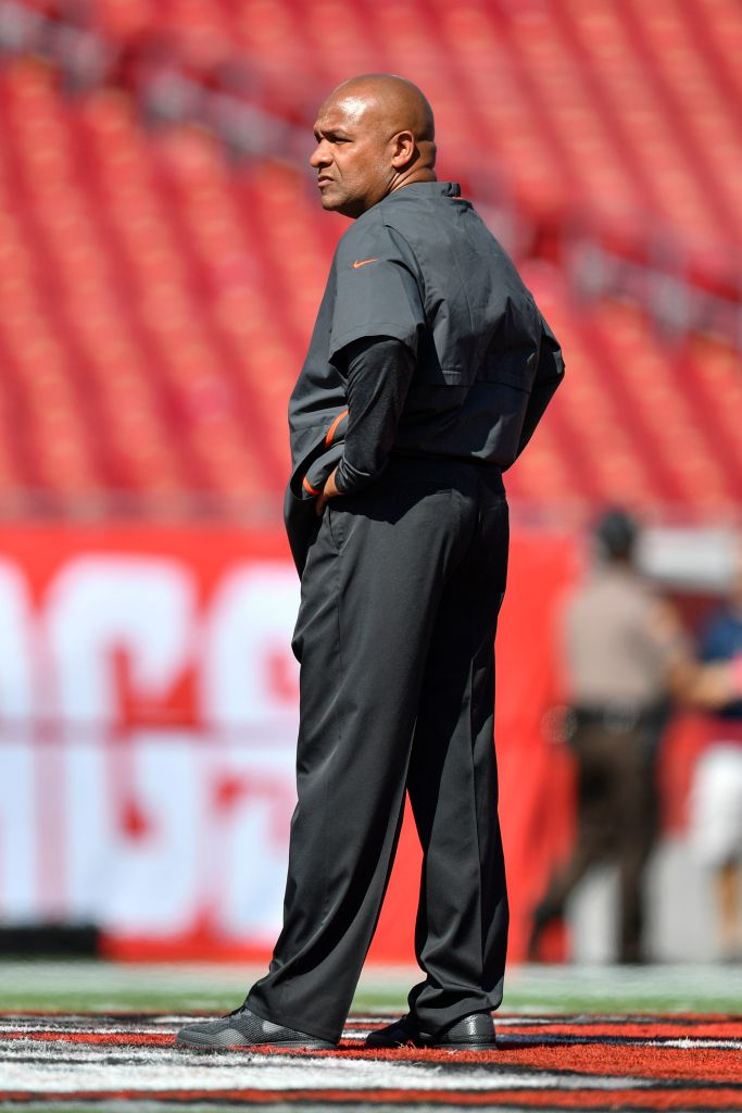 NFL: OCT 21 Browns at Buccaneers