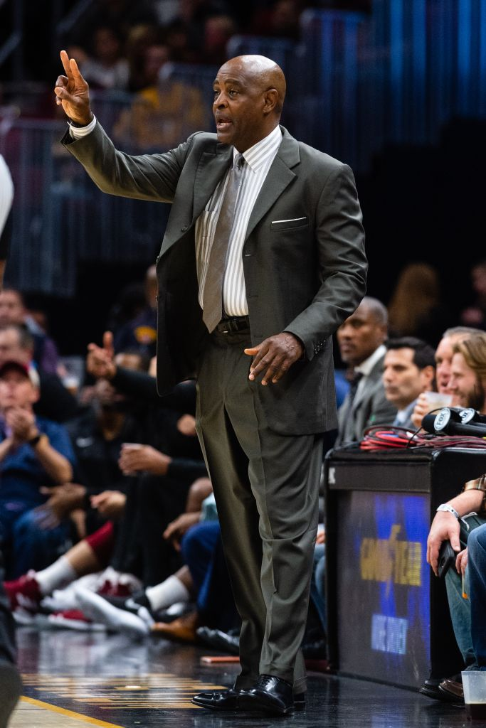 Atlanda Hawks v Cleveland Cavaliers