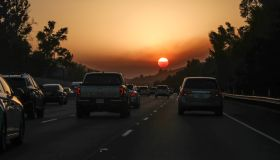 Fires Continue to Burn in Los Angeles