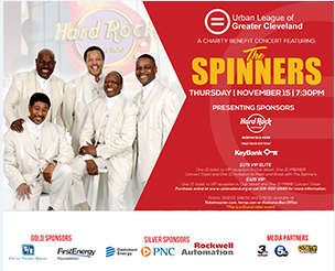 WIN TICKETS: The Spinners Concert at Hard Rock Rocksino