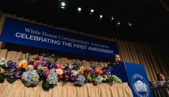 2018 White House Correspondents' Association (WHCA) Dinner