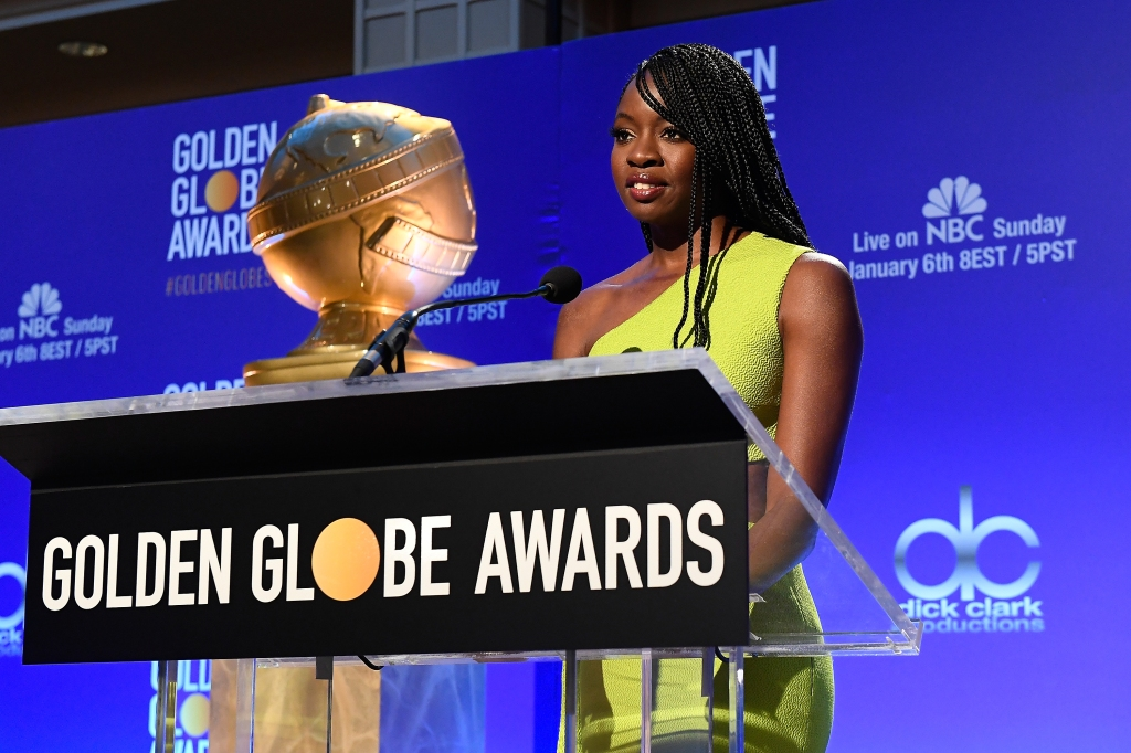 76th Annual Golden Globe Nominations Announcement