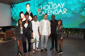 'The Holiday Calendar' Special Screening Los Angeles