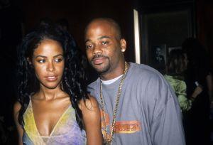Aaliyah & Damon Dash