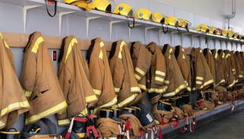 Firefighters' Suits