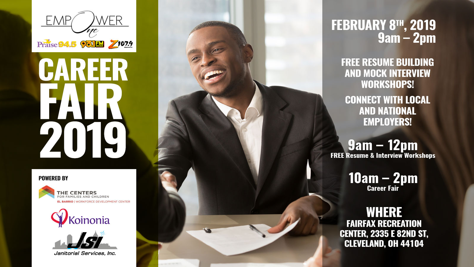empower one job fair