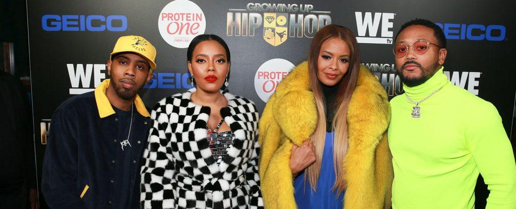 WEtv Celebrates The Return Of Growing Up Hip Hop Season 4