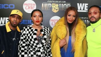 WEtv Celebrates The Return Of Growing Up Hip Hop Season 4