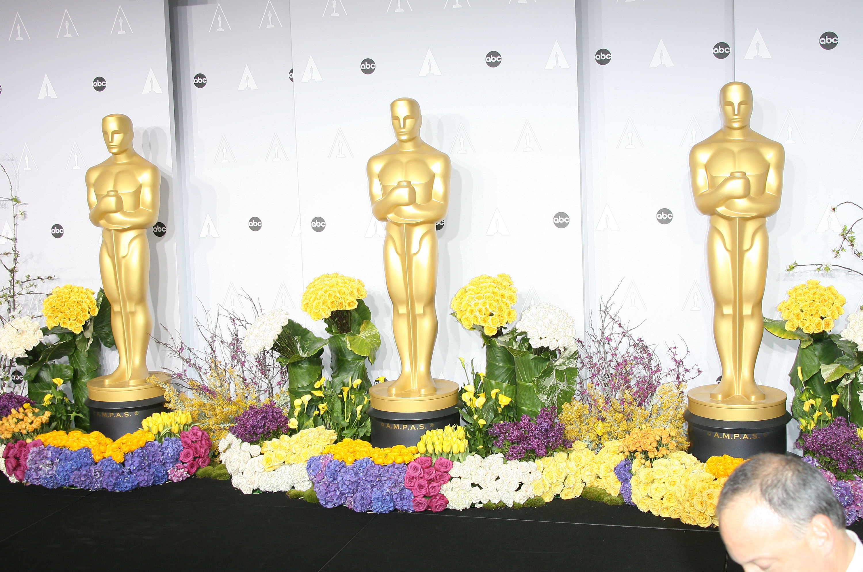 86th Annual Oscars Press Room
