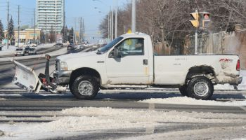 Toronto Gets Hit By Winter Storm And Bone-chilling Cold