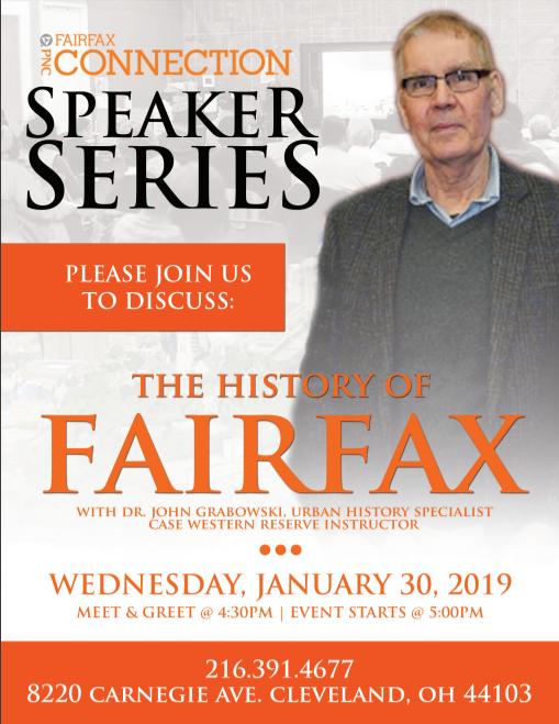 PNC Fairfax Speaker Series JAN 2019