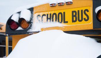 Snow Day No School