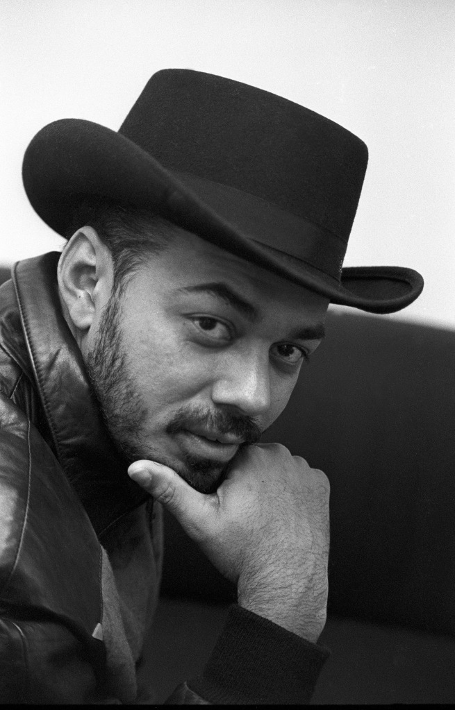 James Ingram Portrait Session
