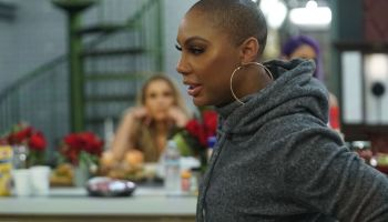 Tamar Braxton Lolo Jones Celebrity Big Brother