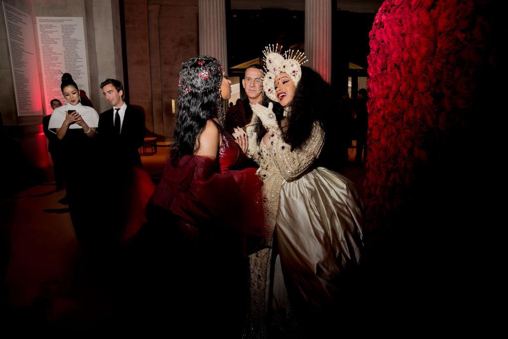Heavenly Bodies: Fashion & The Catholic Imagination Costume Institute Gala - Cocktails