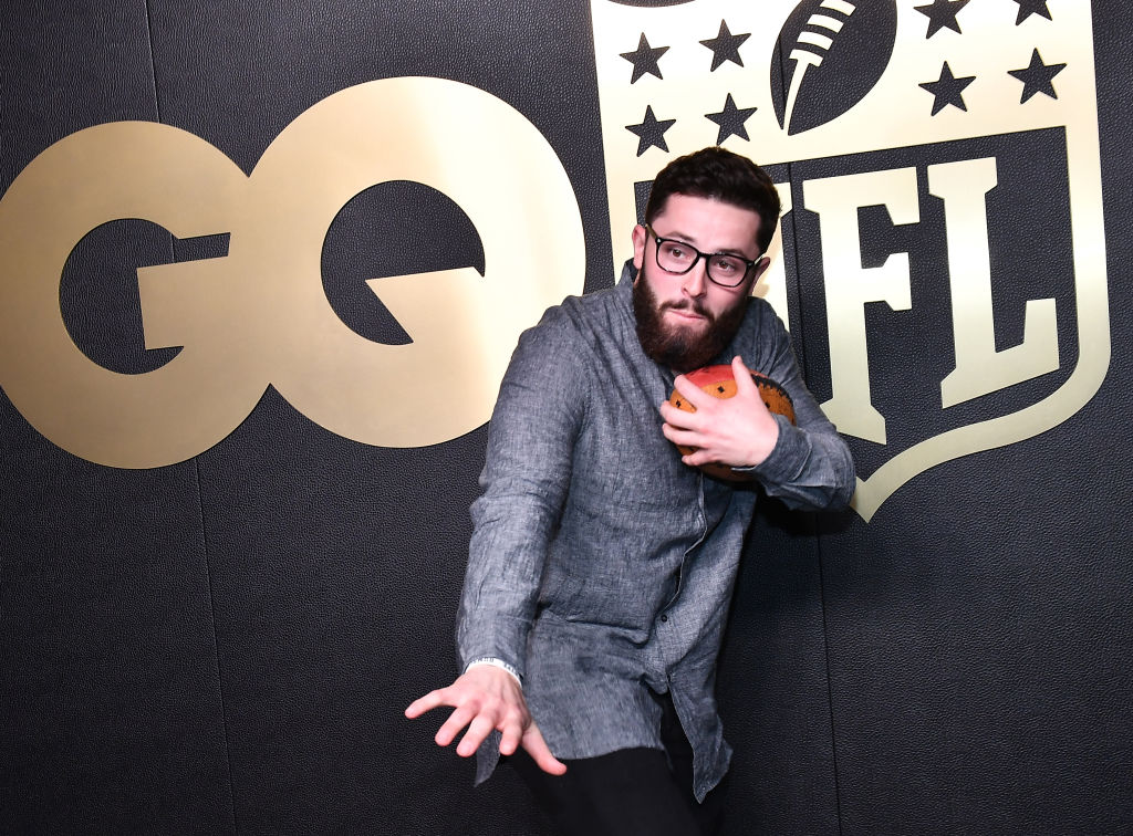 GQ 2019 NFL Honors After Party