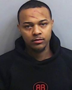 Bow Wow Police Booking Photo