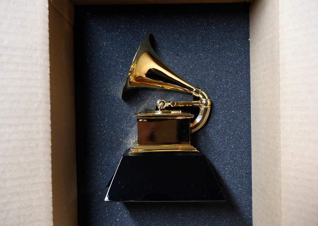 Grammy Statue