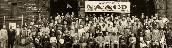20th Annual session of the N.A.A.C.P., 6-26-29, Cleveland, Ohio