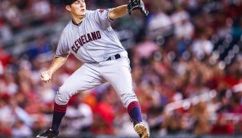Cleveland Indians v Washington Nationals