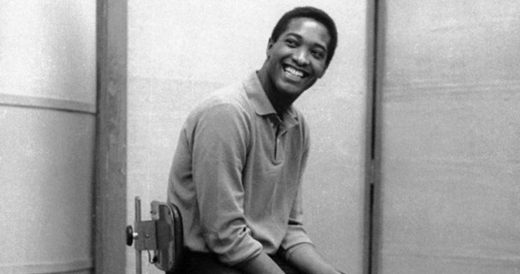 Sam Cooke in the Studio