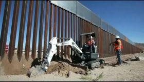Border Wall Indiana