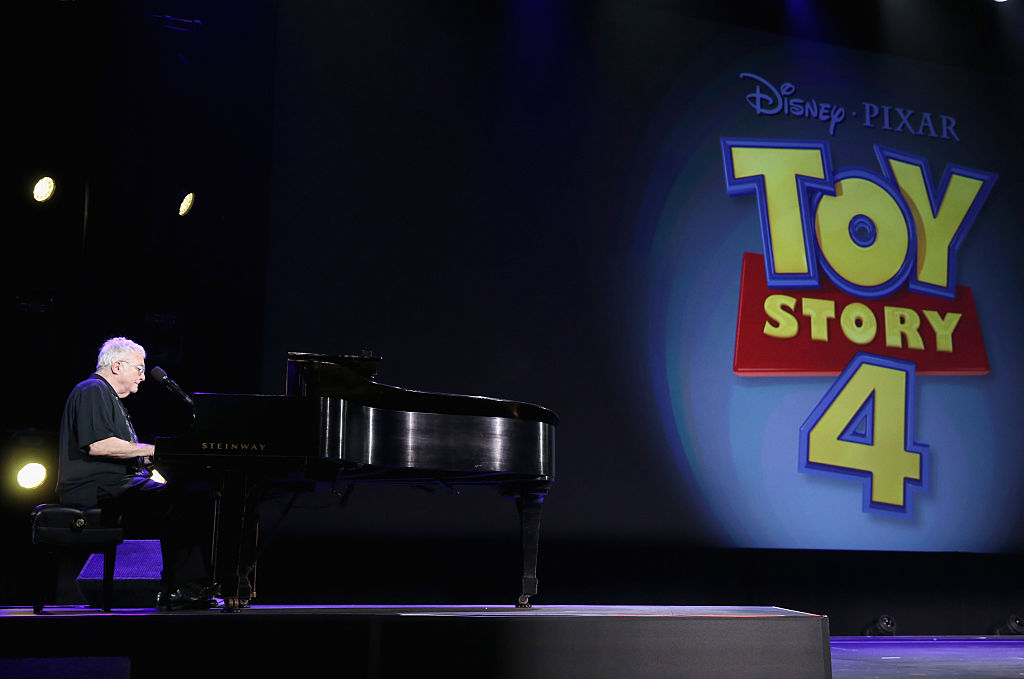 'Pixar And Walt Disney Animation Studios: The Upcoming Films' Presentation At Disney's D23 EXPO 2015