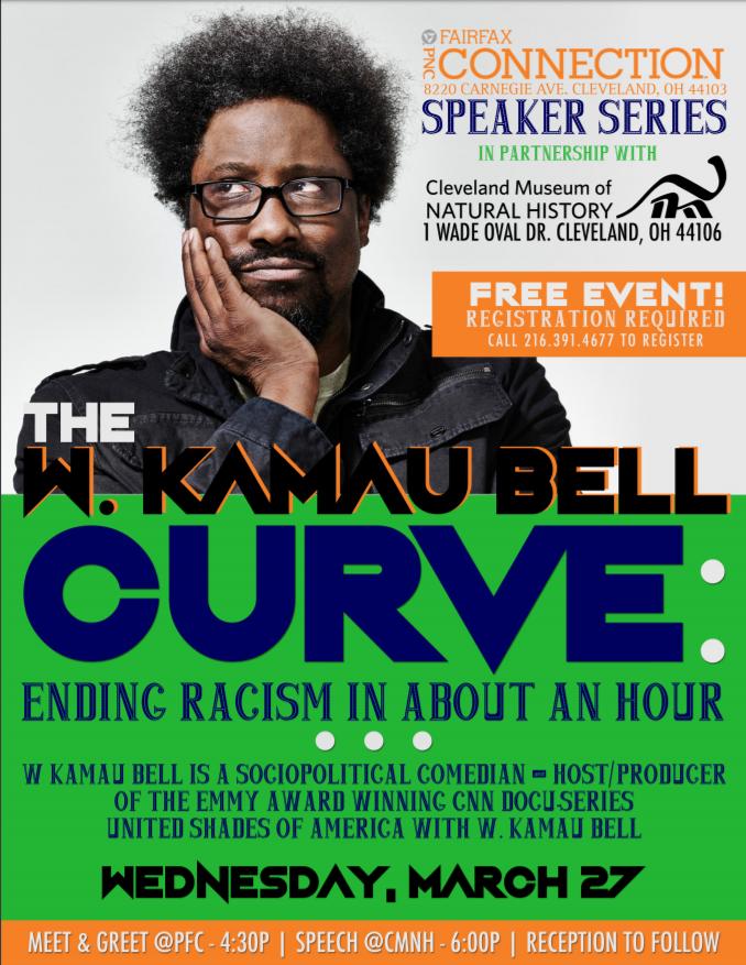 PNC Fairfax Speaker Series: Ending Racism