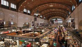 West Side Market; Cleveland, Ohio, USA