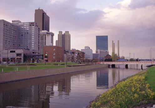 river through toledo, ohio