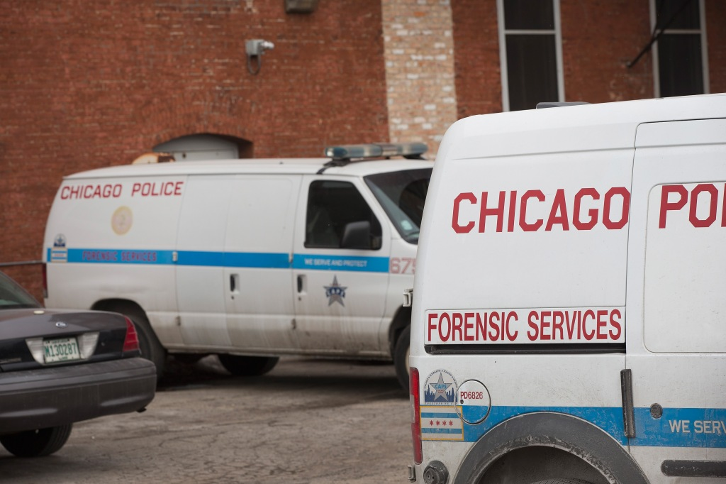 Newspaper Story Reports Potential Secret Chicago Police Dept. Interrogation Site
