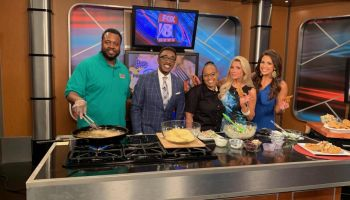 Sam Sylk Fox 8 In The Morning Cleveland