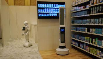 US-IT-LIFESTYLE-ELECTRONIC-ROBOT