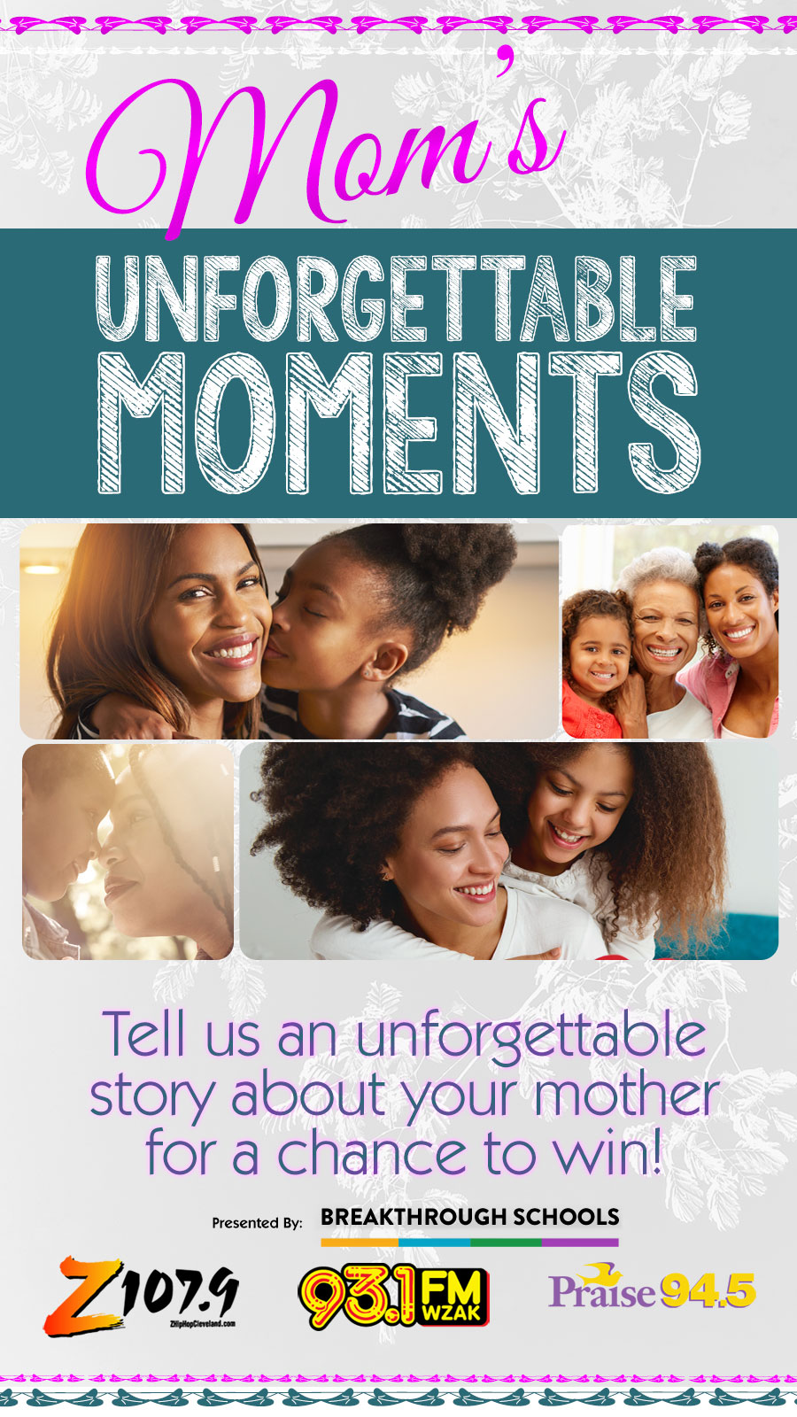 Unforgettable Moments with Mothers Day