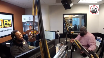 Sam Sylk And Faizon Love Live In Studio