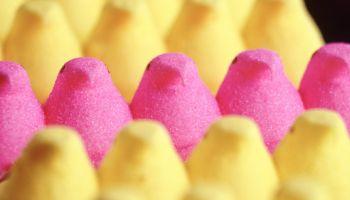 Peeps marshmallow candy