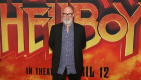 'Hellboy' New York Screening