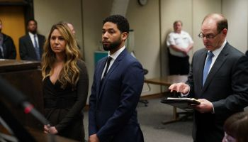 Jussie Smollett Returns To Court To Enter Formal Plea